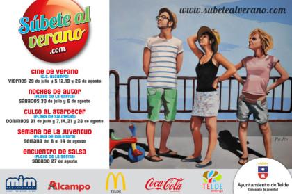 Publicidad-exterior Subete al verano